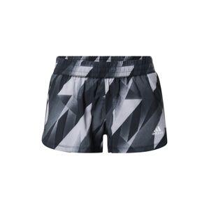 ADIDAS PERFORMANCE Športové nohavice 'PACER'  čierna / sivá / antracitová