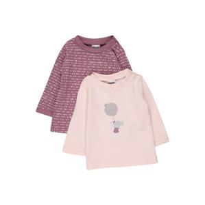 JACKY Tričko  fialová / ružová